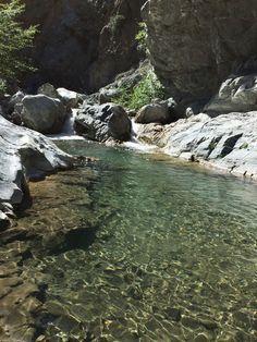 The Upper Natural Bridge Trail of Calaveras County - California | https://www.colleyford.com/