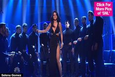 Selena Gomez Wows With Sexy Performance Of 'Good For You' On 'SNL'