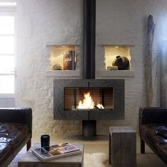 Invicta Symphonia 12kW Wood Burning Cast Iron Stove