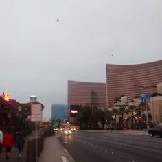 Neblina en Las Vegas! #CES
