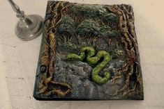 Book of shadows cover that can be refilled with hex pages for wiccan wizards and pagan altar Pagan Altar, Wiccan, Grimoire Book, Witchcraft Books, Blank Book, Magic Book, Love Spells, Book Of Shadows, Book Wizard