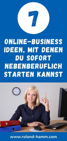 Möchtest du ein Onlinebusiness starten, hast aber keine Idee was du machen kannst. Dann schaue dir diese 7 Online-Business Ideen an. Proof Of Concept, Affiliate Marketing, Make Money On Internet