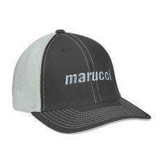 a42e788090f Hats and Headwear 159057  Marucci Logo Snapback Trucker Hat Mahttrps -  BUY  IT NOW