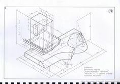 творческие задания по черчению: 11 тыс изображений найдено в Яндекс.Картинках Autocad, Aviation, Diagram, Concept, Drawings, Engineering, Tech, 3d, Drawing Techniques