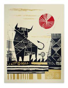 Bull - Second Edition from The Neighborhood Studio