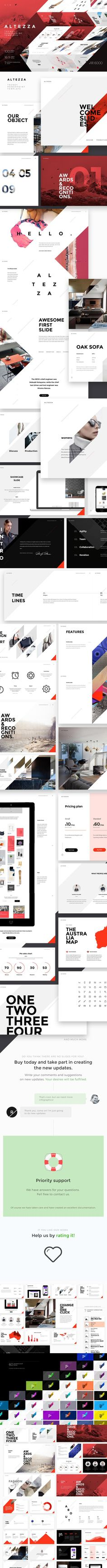 ALTEZZA PowerPoint Template