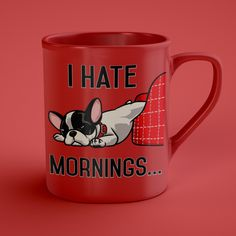 I Hate Mornings. And you?