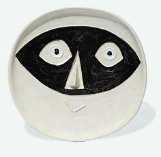 Picasso Ceramic, Mask