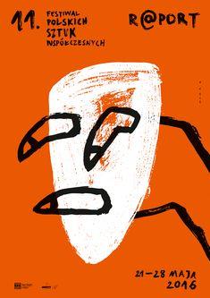 """Popatrz na ten projekt w @Behance: """"Festival Posters"""" https://www.behance.net/gallery/59710975/Festival-Posters"""