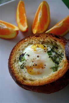 Breakfast of eggs!