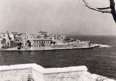 A rare collection from Photographic Archive of the Benaki Museum and Borel-Boissonnas files Mykonos Greece, Crete Greece, Athens Greece, Santorini, Crete Chania, Heraklion, Corfu, Crete Island, Greece Islands