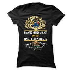 CALIFORNIA-NEW JERSEY T-Shirts, Hoodies (19.99$ ==► Shopping Now to order this Shirt!)