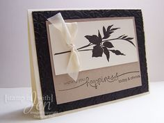 stampinup+just+married++stamp+card+ideas   Fabulous Florets Wedding Cards!