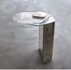 DC a side table by Vincenzo De Cotiis City Furniture, Table Furniture, Furniture Design, Business Furniture, Furniture Companies, Furniture Market, Furniture Removal, Street Furniture, Outdoor Furniture