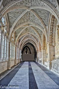 Claustro alto, catedral de Burgos, S.XII