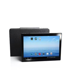"NuVision 10.1"" Tablet with Bluetooth Keyboard and Apps"