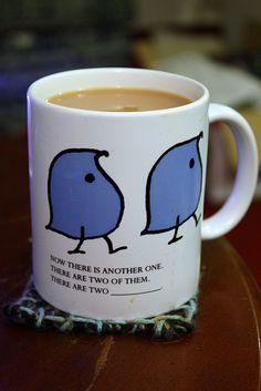 A Wug Test mug!