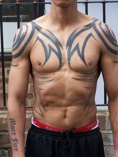 tribal #tattoo