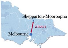 Visit Shepparton and and httpriverinaminddesigncomau Visit