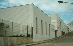 Fachada colegio CEIP Torre del Castillo