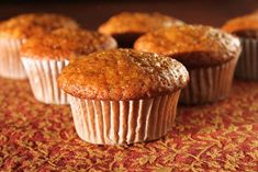In Erika's Kitchen: Persimmon spice muffin recipe