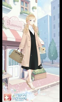 Anime Outfits, Girl Outfits, Create Your Own Character, Nikki Love, Anime Dress, Royal Princess, Female Character Design, Chinese Clothing, Anime Style