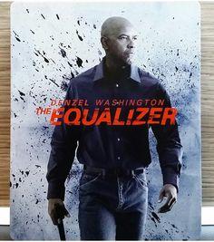 """Steelbook Bluray """"Equalizer"""""""