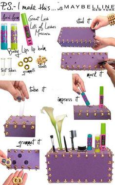 Fashionista DIY Beauty Box