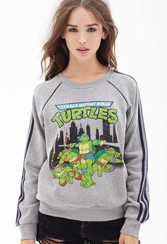 Ninja Turtles Sweatshirt #F21StatementPiece Cute clothes teen outfits