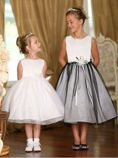 Tip Top Flower Girl Dress 5400 at frenchnovelty.com