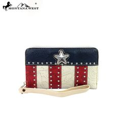 Montana West Texas Collection Wallet (TX02-W003)