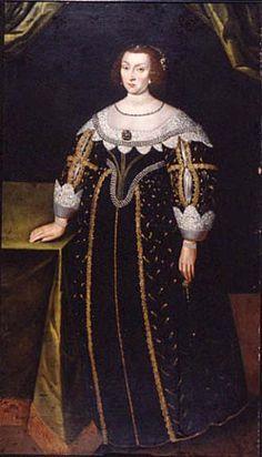 Princess Catherine of Sweden, the mother of King Charles X Gustav of Sweden.