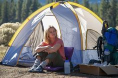 """Wild"" stars Reese Witherspoon as a woman who takes on an arduous solo trek along the Pacific Crest Trail. Reese Witherspoon, Wild Cheryl Strayed, Wild Star, Movie To Watch List, Watch Movies, Pacific Crest Trail, Watch Tv Shows, Netflix Movies, Imdb Movies"