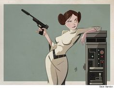 If there's one female character from the original Star Wars trilogy that everyone would remember for decades after her debut, it was undoubtably Princess Leia. Princess Leia cosplays are some of th. Star Wars Film, Star Wars Fan Art, Star Trek, Film Science Fiction, Princesa Leia, Ewok, Carrie Fisher, Geek Art, Female Characters