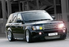 Sharp Looking Range Rover Sport
