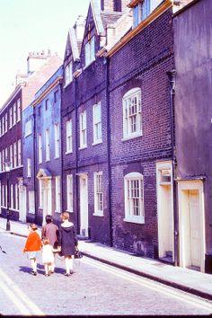 Castle Gate Nottingham 1960s