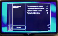 Настройка телевизоров Philips - Техническая поддержка