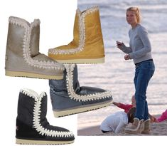"""""""MOU Boots"""""""