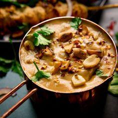 Easy Satay Sauce Recipe Satay Sauce Easy, Peanut Satay Sauce, Sauce Recipes, Cooking Recipes, Recipes With Satay Sauce, Vegetable Skewers, Vegetable Bake, Beef Satay, Asian Recipes