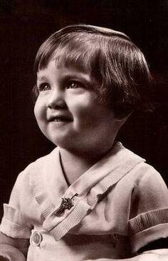 Le Prince Henri de France (l'actuel comte de Paris) enfant