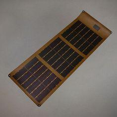 P3 Solar 21 Watt Rollable Solar Panel