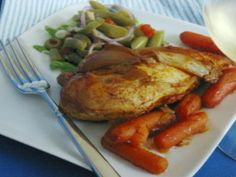 Slow Cooker Bloody Mary Chicken