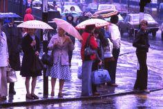 Rainy day Aberdeen