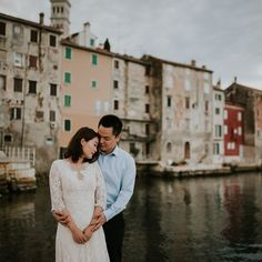 They are one of the kindest couples I had a privilege to work with. Full of love for each other always smiling and very excited about their wedding. Jin and Huang from Hangzhou China spend their pre-wedding holidays in Croatia and they fell in love with Istria region that much they decided to have their pre-wedding session in Rovinj while wearing wedding outfit. It was a great honor for me having a privilege to capture their precious moments.  #honeymoonincroatia #weddingphotographercroatia…
