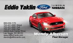 74 best dealership cards ford automotive business cards images on 2015 ford mustang business card id 21131 colourmoves