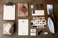 Caleb Owen Everitt for Chopshop / branding