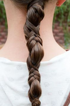 7 Unique Braided Hairstyles For Girls | Fishtail pigtails