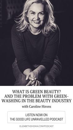 I wanted to chat to Caroline about the concept of 'green-washing' in the beauty industry and how this has the potential to mislead consumers. Many terms such as 'green', 'natural', 'toxic' and even 'free from chemicals' are used throughout the beauty industry but they can be quite confusing for the consumers. I wanted to dig into this a bit further with Caroline to get clear on what these all mean from a technical aspect. Caroline Hirons, What Is Green, Things To Come, Good Things, Take Care Of Me, Self Care Routine, Beauty Industry, Positive Mindset, Clean Beauty