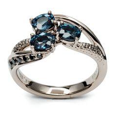 indigo berry Ring