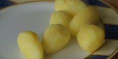 Saviez-vous que manger des pommes de terre bouillies peuvent vous aider à perdre du poids ?